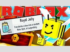 10 ROYAL JELLY FOR $400 ROBUX? - ROBLOX BEE SWARM ... Royal Jelly