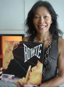 china girl actress david bowie david bowie s china girl geeling ng says he changed her