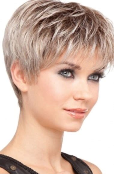 Coiffure Coupe Courte by Modele Coiffure Coupe Courte