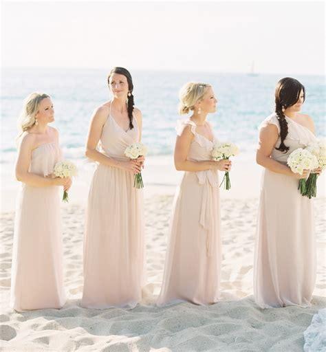 bridesmaid beach wedding dresses mybestweddingplan com