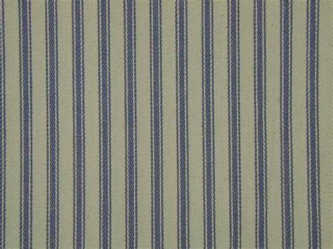 blue ticking stripe curtains curtain fabric upholstery fabric extra wide ticking