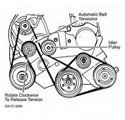 1997 Plymouth Voyager Serpentine Belt Diagram  Fixya