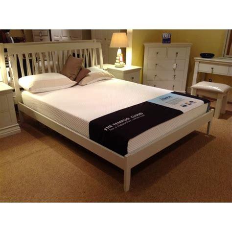 tempur cloud 19 king size mattress clearance free uk