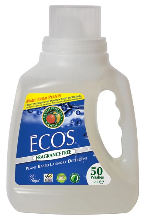 Parfum Laundry 5 Liter earth friendly laundry liquid fragrance free 1 5 litres earth friendly products