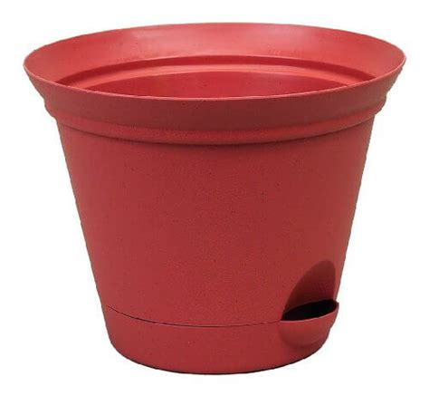 Misco Flare Self Watering Planter by Misco Flare Self Watering Planter Insteading