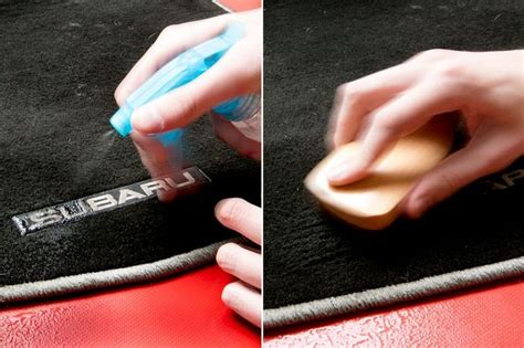 How To Get Salt Stains Out Of Car Mats by How To Get Salt Out Of Car Mats Diy