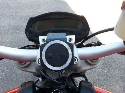 Motorrad Navi Ducati by Tomtom 400 Navihalterung Eigenbau Optik Und Zubeh 246 R