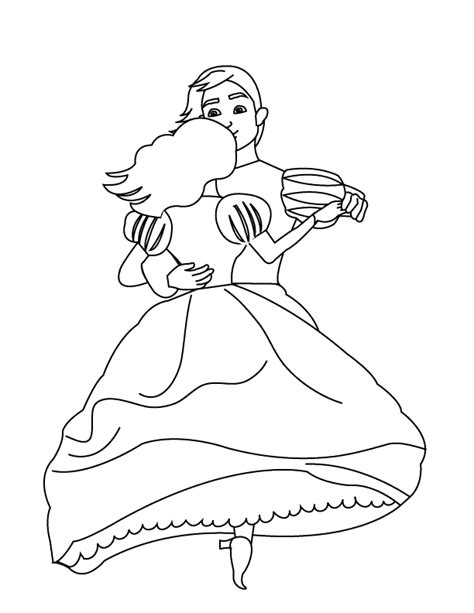 barbie 12 dancing princesses coloring pages coloring home