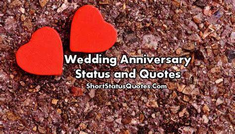 wedding anniversary status happy anniversary wishes