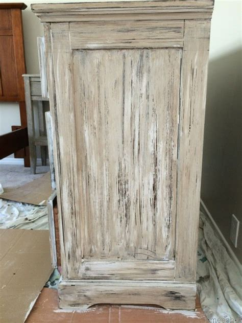 chalk paint wood how to paint wood to look like weathered restoration