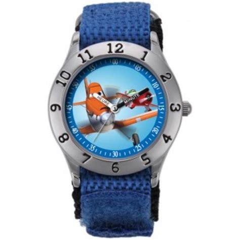 montre disney w001419 71789 montre tissu bleu planes enfant sur bijourama montre pas cher en