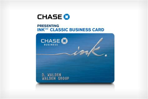 chase ink classic business card unveiled with improved