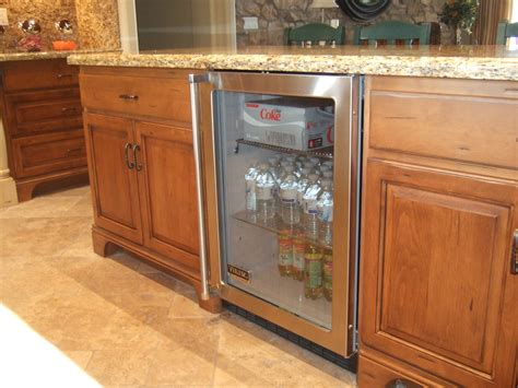 under cabinet beverage refrigerator beverage center woodridge custom builders llc