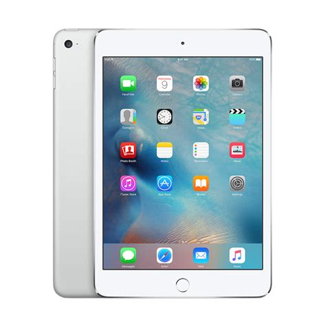 Cek Tablet Apple daftar harga apple mini 4 128gb tablet silver wifi