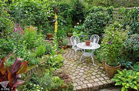 ultimate small garden makeover guide daily mail