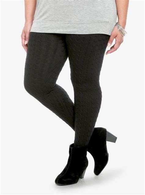 plus size cable knit tights 46 best images about plus size tights hosiery
