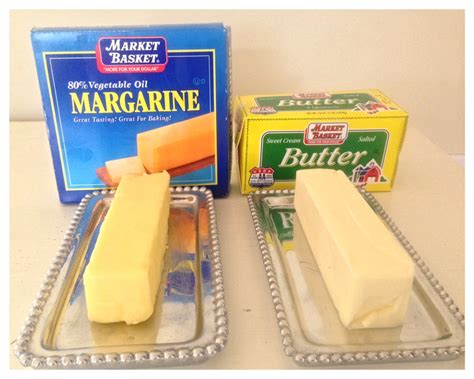 do you know the difference between margarine and butter goodmorninggloucester