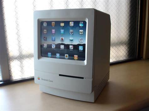 Macintosh iPad Stand   Gadgetsin