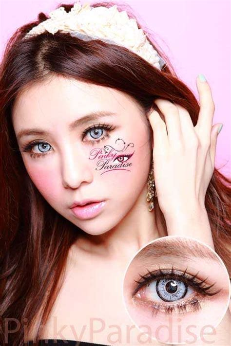The Dolly Eye Grey eos dolly eye grey circle lenses colored contacts