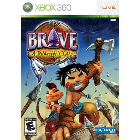 Warrior Ps2 Original brave a warrior s tale review for xbox 360