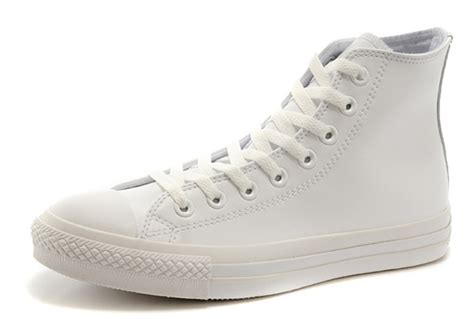 Converse All Fullwhite Sneakers Putih xts9f7qg uk white leather converse