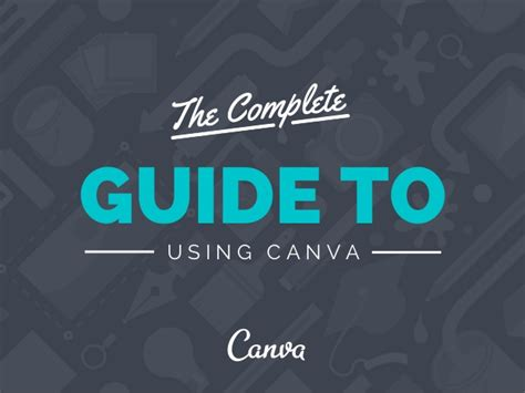 canva guide the complete beginners guide to using canva