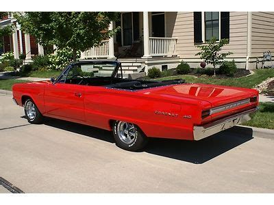 purchase used 1967 dodge coronet 440 convertible restored