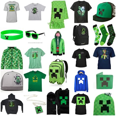 minecraft back to school clothes mind food