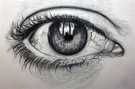 eye drawing by ryanpalladino on deviantart