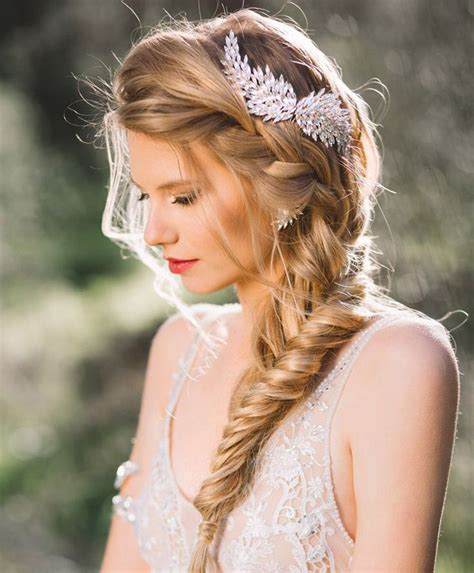 fishtail braid on the side fishtail summer side 4 stylish fishtail braid hairstyles accessories