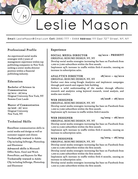 Stand Out Resume Templates by Adorable Resumes Templates That Stand Out On How Do You