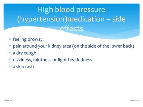 light headed blood pressure ppt medication used in mental health powerpoint