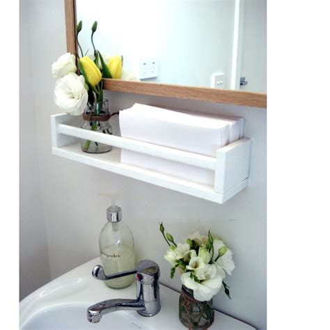 Small Bathroom Storage Solutions That Are Absolutely Storage Solutions Small Bathroom