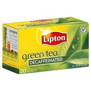 Teh Lipton Green Tea emily for makeup home