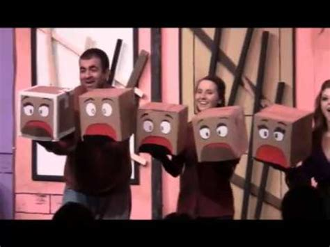 rachel redleaf avenue q purpose rachel redleaf box puppet youtube