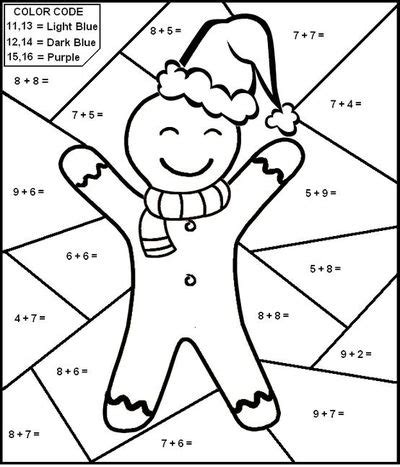 color by numbers addition coloring pages coloring pages color by number math worksheet for kids