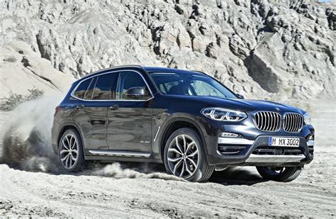 New Bmw 2018 X3 by 2018 Bmw X3 Officially Revealed M40i Confirmed