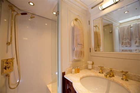 rainbow bathrooms rainbow twin bathroom luxury yacht browser by charterworld superyacht charter
