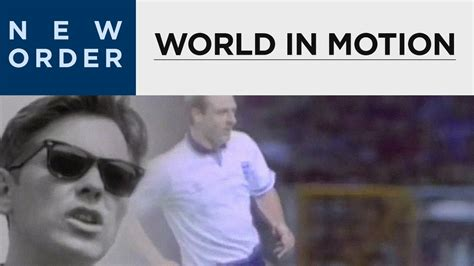 Worlds In Words new order world in motion official