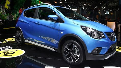 Opel Karl Rocks 2020 2018 opel karl rocks design review price 2019 2020