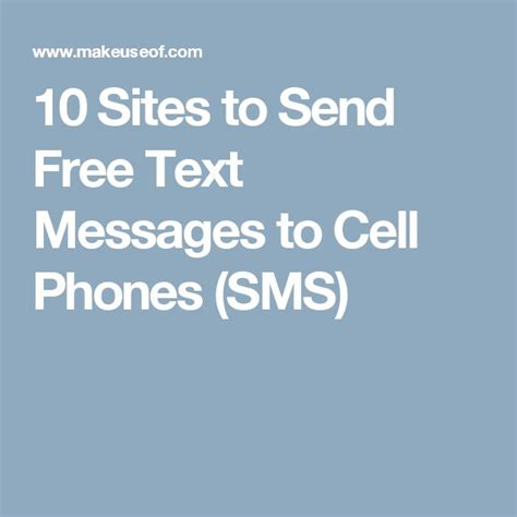 how to send free sms from computer to mobile best 25 send free text message ideas on free