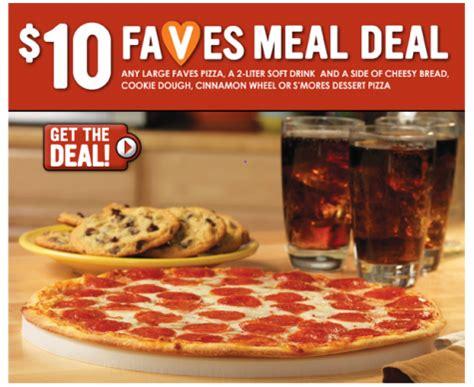 papa murphy's coupon: $10 faves meal deal!