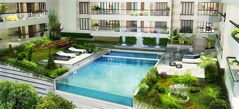 roof top garden  swimming pool  hsb pool