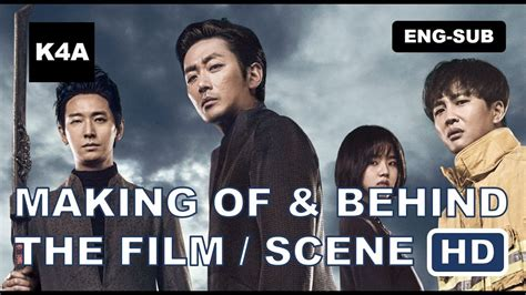 along with the gods eng sub full movie making of behind the film 2018 along with the gods