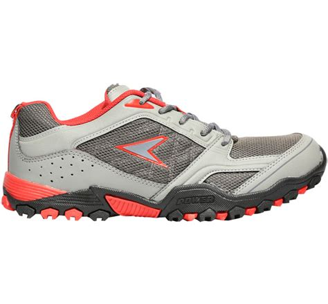 power grey sports shoes for bata india