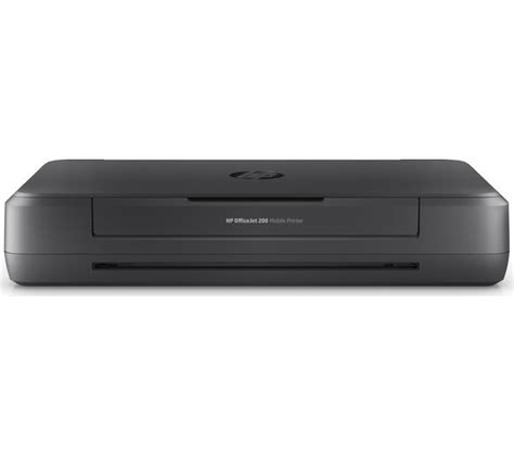 Printer Hp Officejet 200 Mobile Printer Berkualitas buy hp officejet 200 mobile wireless printer free delivery currys