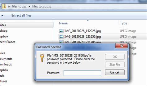 membuat zip folder begini cara mudah membuat password pada zip file murdockcruz