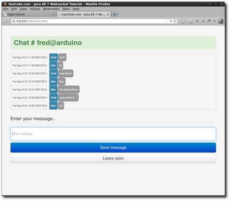 java chat room chat rooms java