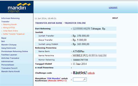 buat rekening bank mandiri online tutorial cara bayar menggunakan atm bersama virtual