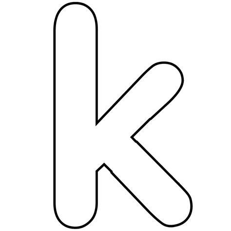 Letter K   Dr. Odd